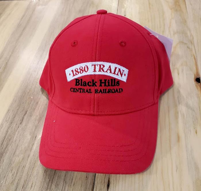 9572dbe3998802 1880 Train 1880 Train Adult Red Baseball Cap