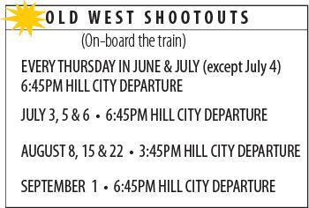 Train Schedule :: 1880 Train :: 2019 Season
